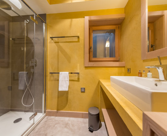 Bathroom 5 - Chalet Altitude 1600