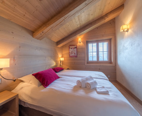 Bedroom 4 - Chalet Altitude 1600