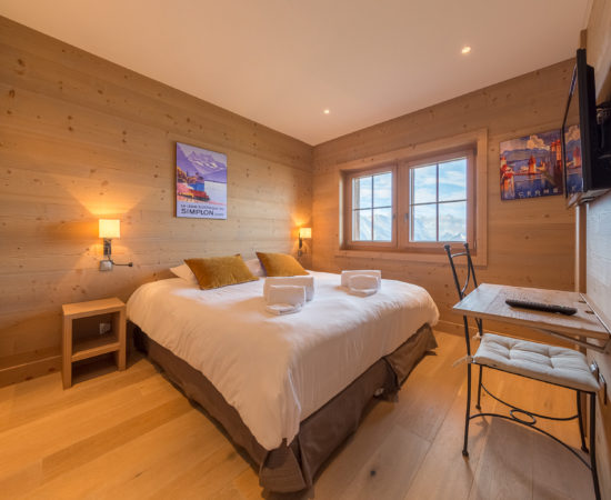 Bedroom 5 - Chalet Altitude 1600