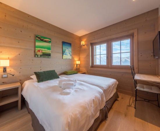 Bedroom 6 - Chalet Altitude 1600