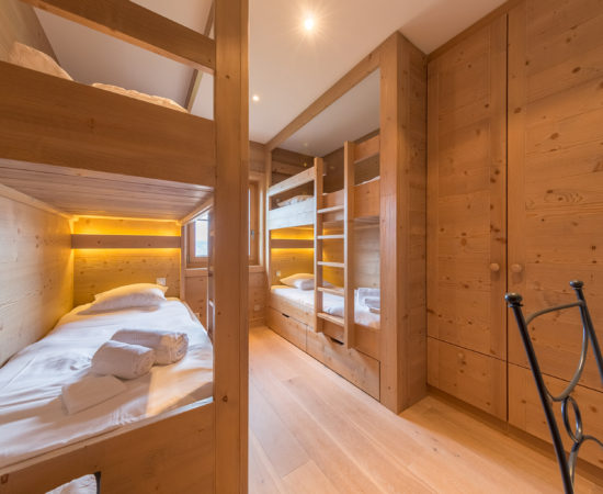 Bedroom 7a - Chalet Altitude 1600