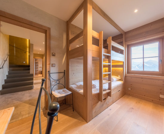 Bedroom 7b - Chalet Altitude 1600