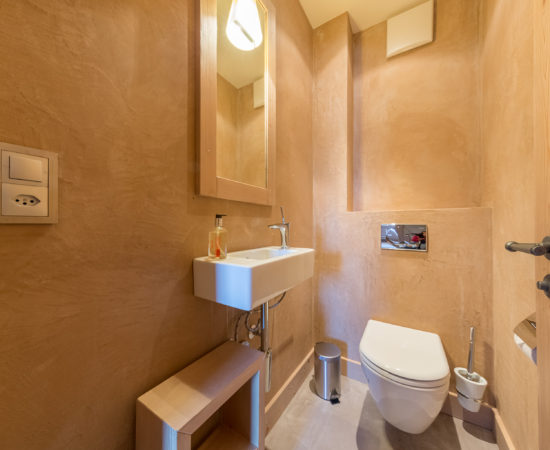 Toilet 2 - Chalet Altitude 1600