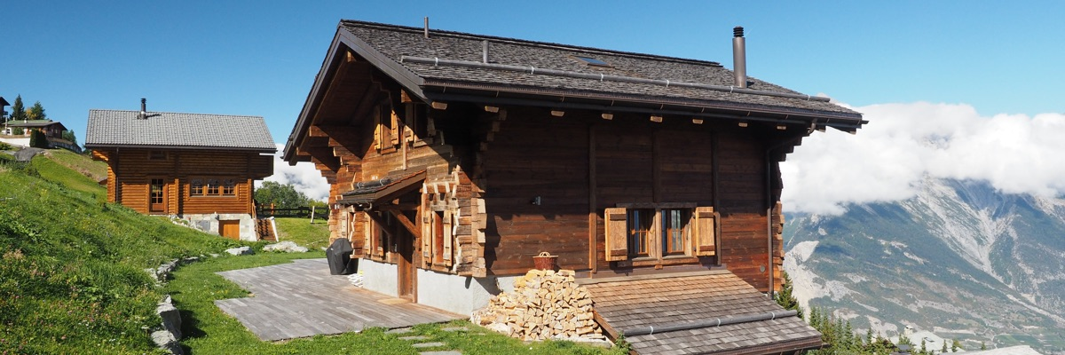 Summer vacation Nendaz, Swiss Alps